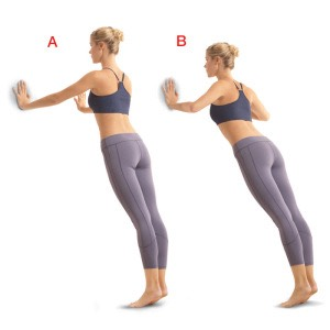 Again....I'm showing you different push-ups that you can do