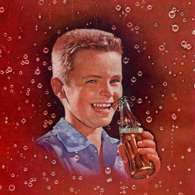 1) Coca Cola