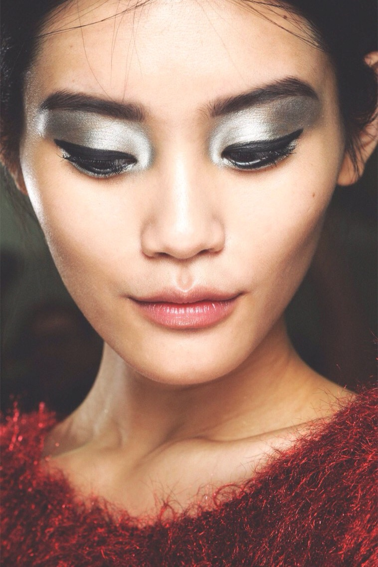 Asian make up lookstures — photo 5