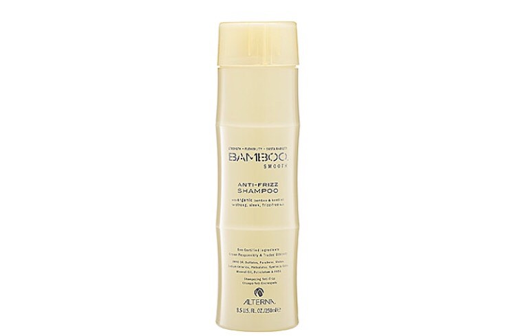 Alterna haircare- bamboo smooth anti-frizz shampoo $22(the condition costs the same)