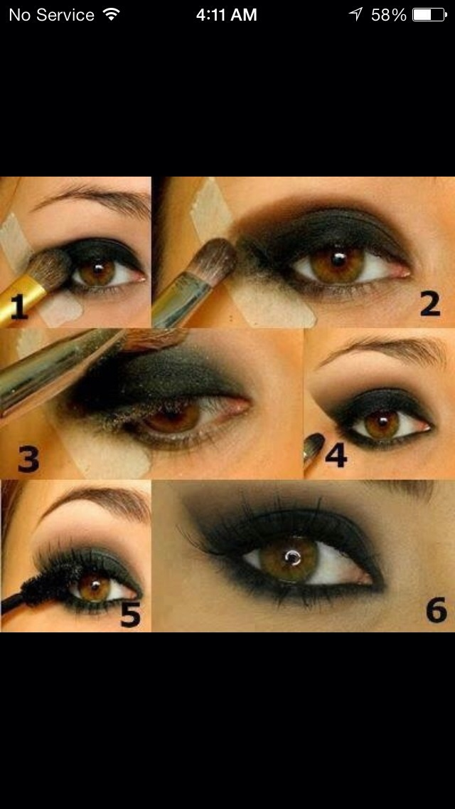 Makeup you can wear a night out with the girl r clubbing !!!🙈
