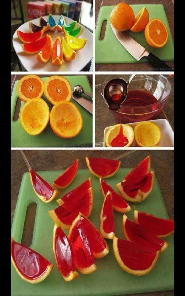 fruit jelly ♡♥♡