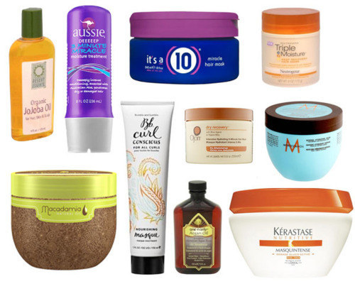 Use these enhanced products for colored hair