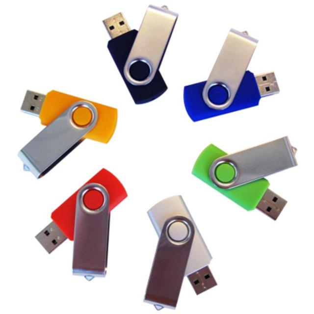 Flash drive This holiday, get your man a flash drive for all of his file-storing needs!
