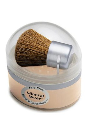 I've been using this powder for years and I refuse to buy anything else! It sets flawlessly over any kind of primer, foundation, or bb cream, but is also great alone for a sheer minimal look. The best part, it's made of minerals so it will NOT clog your pores or break you out! Well worth the $12