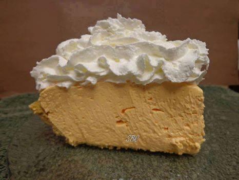 Dreamy…Creamy….Tastes like a Creamsicle !!!!!