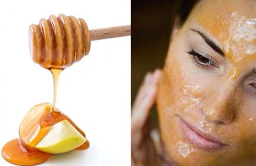 One particular apple can be mixed with honey and then utilized on the face to get a smoothening effect for the skin. This mixture works as a moisturizer for the skin and heals acne in a really efficient manner.