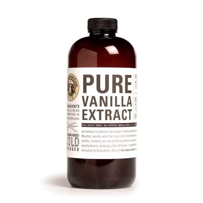 1/2 tsp of vanilla extract