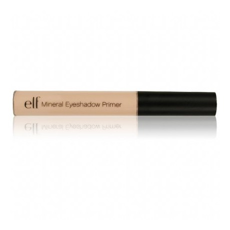 An eyeshadow primer helps keep your eyeshadow in place and prevent it from creasing.