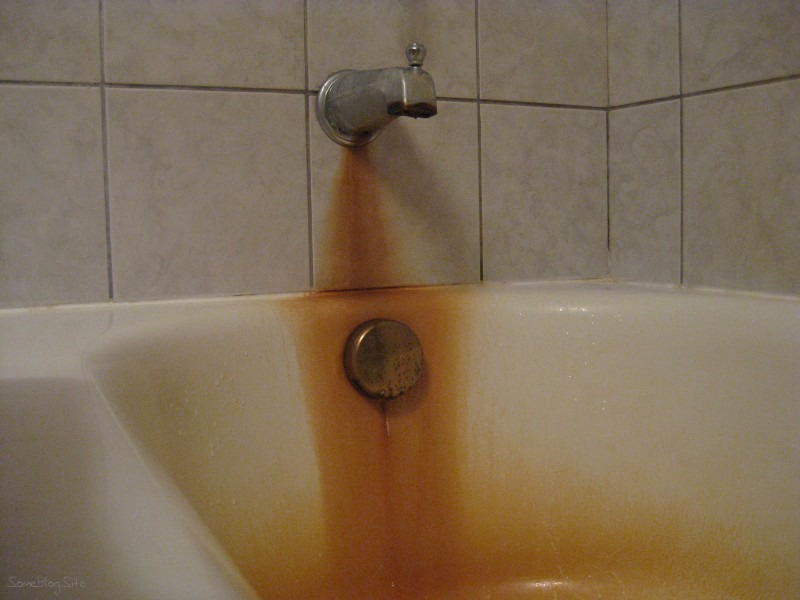 Rid The Sink, Tub Or Toilet of Rust Stains by 🌸 Tina