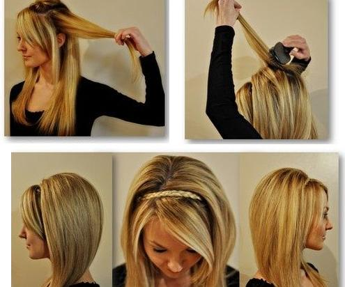 Easy Everyday Hairstyle by Evana Eva - Musely