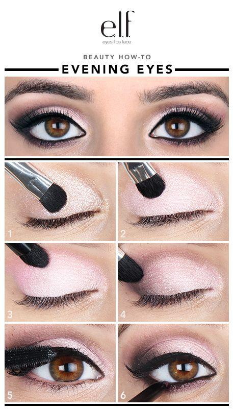 for your evening out on the town makeup that is subtle yet cute
