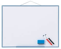 2. Get a White Board so you can write on it events, homework's and when you have time to study!📋