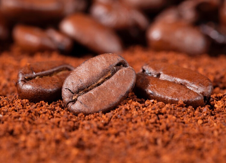 Depending on what you wanna do, there's two types of caffeine sources you can do.  1st: coffee grounds(messy) mixed with lotion  2nd: caffeine tablets with lotion