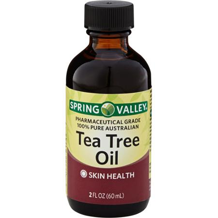 Apply tea tree oil to a q-tip and apply to the affected areas!