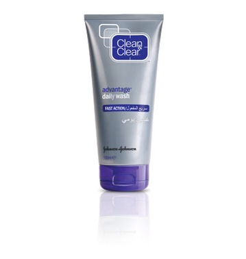 This is the daily wash makes your skin feel hydrated and removes bacteria and helps spots to go as soon as possible