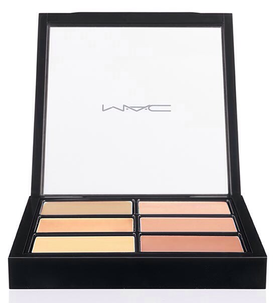 The more shades, the better! With this 6-shade concealer palette, you'll be set for any season and any kind of imperfection that needs covering up.  MAC Studio Conceal and Correct Palette, $40 MAC Cosmetics