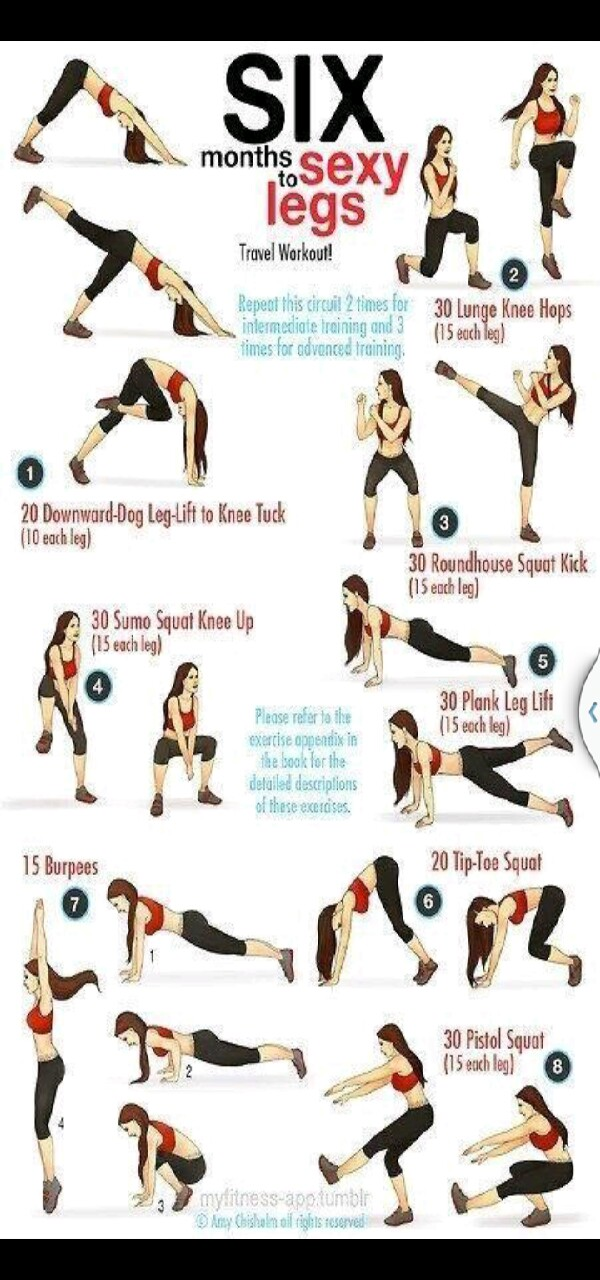 excercise and workout tips