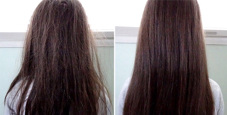 Results are awesome 💆🏻💁🏻💕