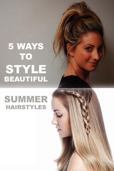 hair styles for summer ->
