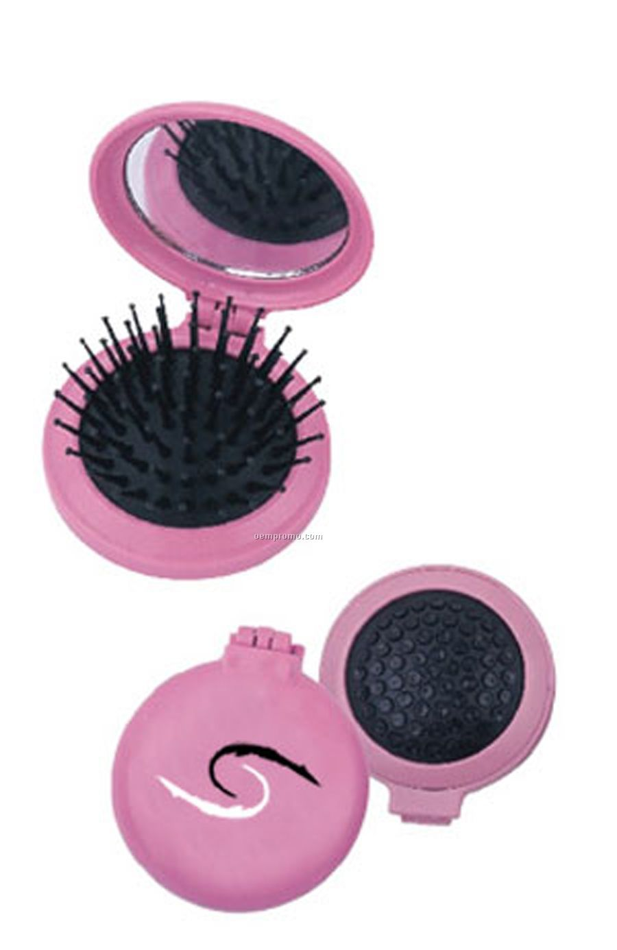 These are great because its a brush and mirror in one. If your hairs on knotty then get the brush use the mirror to look at it after or use the mirror for makeup.