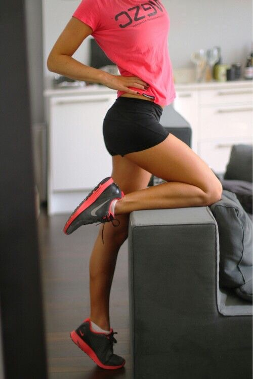 How to get good looking legs by doing this workout 😌