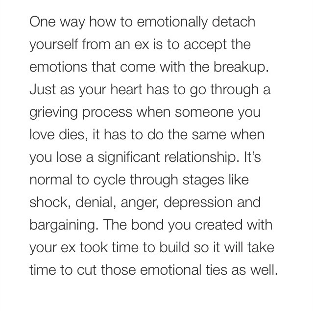 From Yourself Someone How Detach Emotionally To Scorching