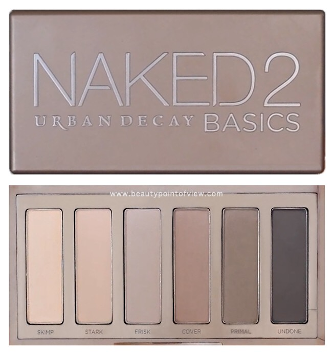 Also do your eyebrows. You can use whatever you want but I use Primal from the naked 2 basics pallet
