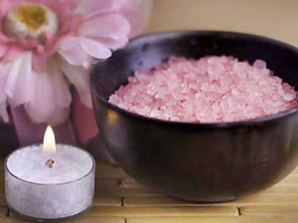 Add bath salts! These can not only fragrance the water but can release muscle tension and improve common irritations like insect bites and callouses. Add these before bubble bath as doing so after tends to dissolve the bubbles.