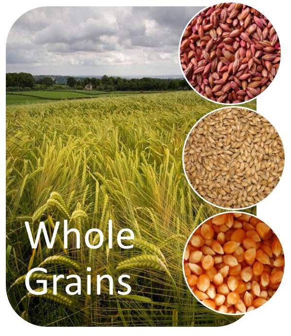 Whole grains are great source of plant-based fiber for vegetarians. 1cup of cooked quinoa provides you with about 5 grams of diatrry fibers.