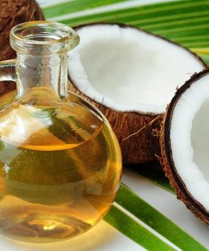 Coconut oil!