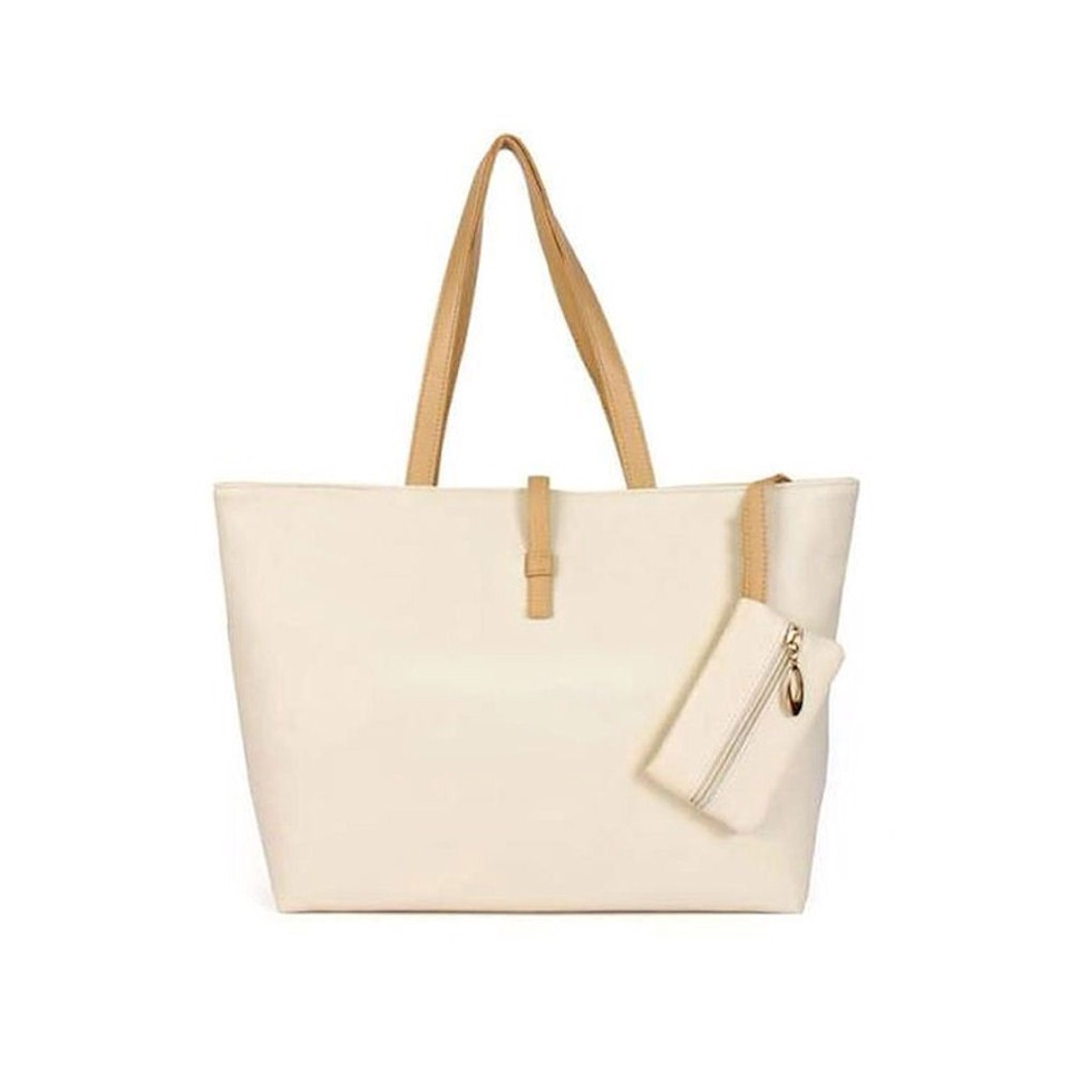 and of course a nice tote handbag to finish off the look.