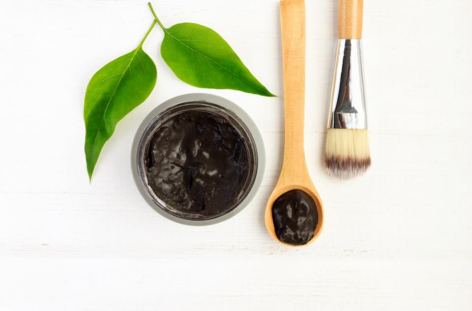 Charcoal Peel Off Mask for Blackheads removal