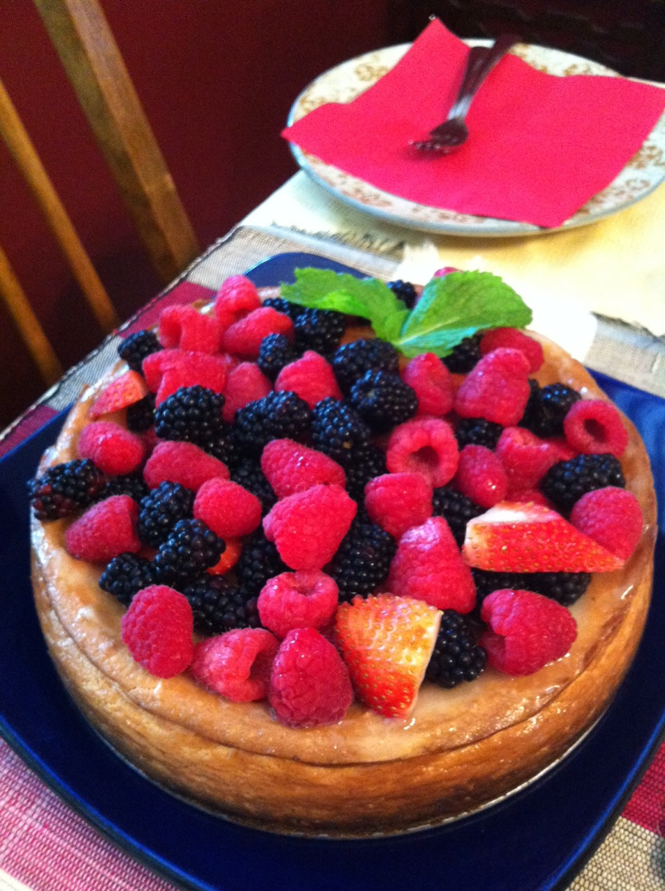 Adding fresh fruit to your baked goods not only adds beautiful colours but also a great taste and bakery appearance.