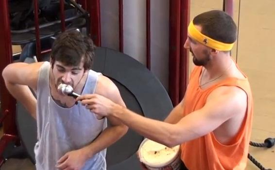 Myth #12: You Can Eat Anything If You Train Without Gaining Fat  If a person doesn't eat correctly, they run the risk of gaining fat whether or not they train. Doing endless amounts of cardio to fight off all the fat gained from bad eating habits will become frustrating due to a lack of results.