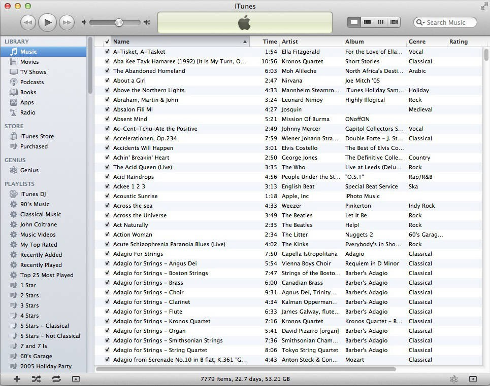 How To Put Music On iTunes Library On Computer And iPod W/o Buying