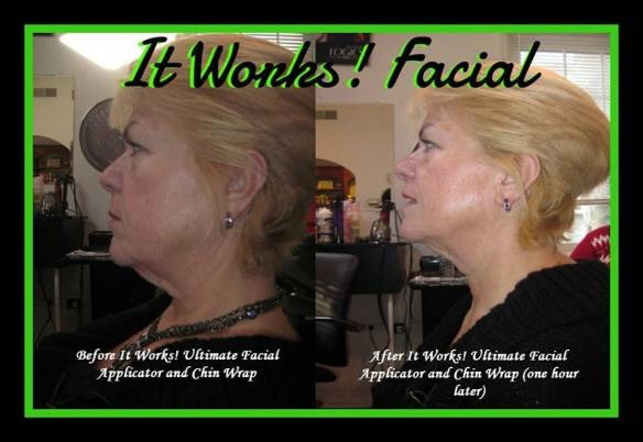Facial and wraps