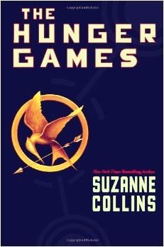The Hunger Games...By Suzanne Collins- another of my favorites--Katniss Everdeen is skilled with a bow and arrow and when she goes in the hunger games, it's her main weapon