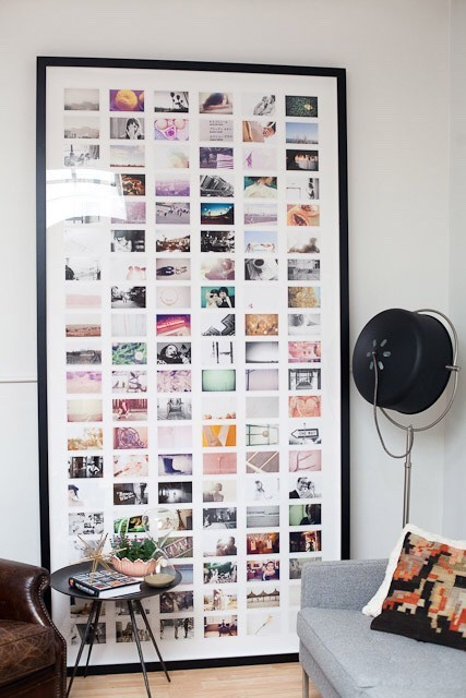Frame your loved ones. Remember that fun vacation with those amazing people? You should. Every day. Reliving happy memories breeds an upbeat outlook and framed photos will do the trick. Surround yourself with snapshots of friends, family, places and pets for a daily jolt of positivity.