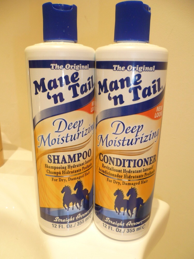 Horse shampoo helps to strengthen and condition hair. It also allows for less breakages when styling and prevents frizz. Horse shampoo helps hair grow so fast you won't believe the results!