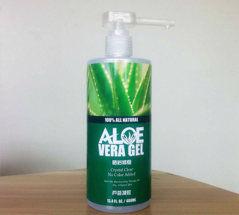 It may seem weird, but pure aloe vera gel works wonders on frizzy, dull hair like mine. I just put a bit on my hair after a shower and let it air dry!