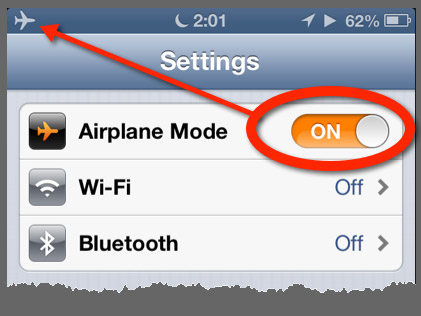 Omg it is so simple literally all you have to do is put it on airplane mode and let it charge!