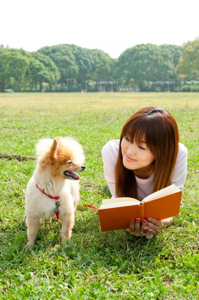Reading your story out loud can help you refine details and catch mistakes.   You can read out loud by yourself, to a friend, or even to a furry companion.