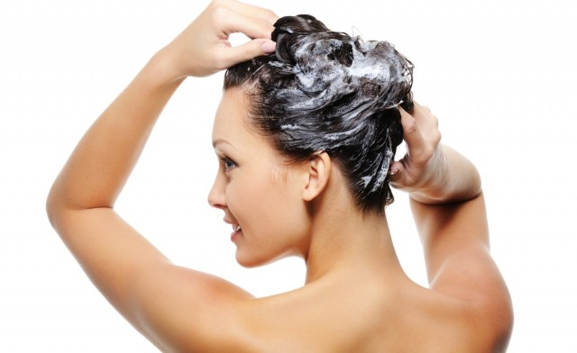 Tip #1 do not wash your hair every day. If you can, try to wash it every two or three days. Washing your hair too often will strip the hair of its natural sebum (oils) and dry it out. Although some people's hair gets oily quickly, not washing your hair everyday can make your hair a lot healthier