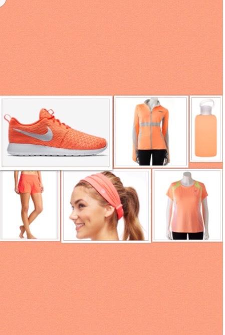 Orange gym