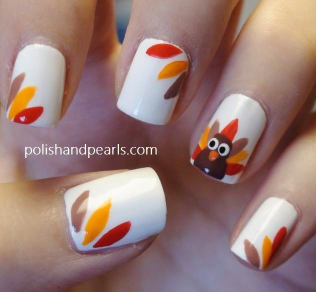 Easy Fall Nail Designs Graham Reid