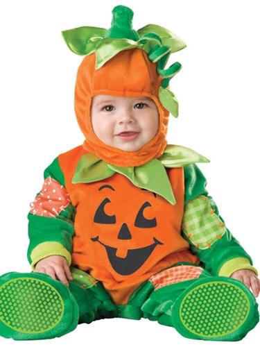 16. Baby pumpkin