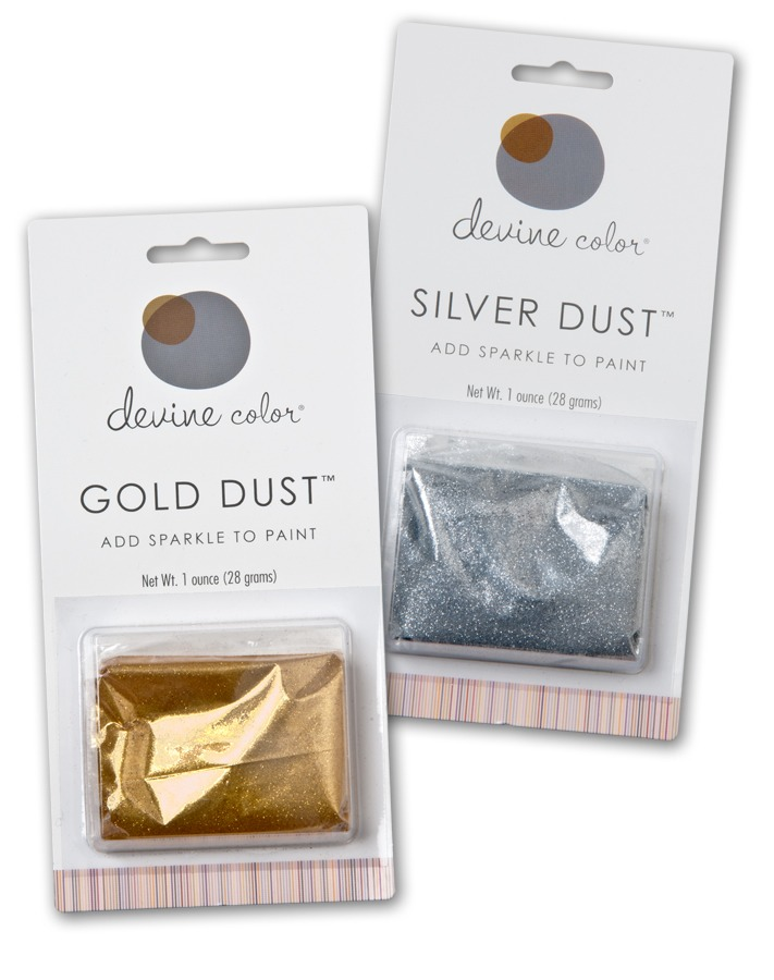 Add these to ceiling or wall paint and they'll sparkle like stars! Coolness!   You can buy them from: http://www.amazon.com/Devine-Color-104-0010002-000-Gold-Dust/dp/B00BJFLI56  Available in Gold and Silver.  ** Please don't forget to like! :)