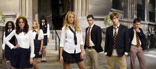 """Gossip Girl is about a group of teenagers and their relationships. """"Gossip Girl"""" is a website made by someone who follows their lives and gossips(duh) about what they do. It's more of a girly show but it's pretty addicting."""