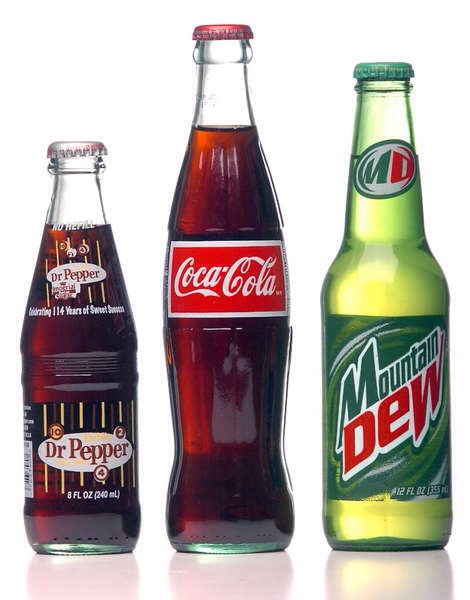 Drinking soda all the time is not good for your body but every other day you can. just your body needs water to hydrate.